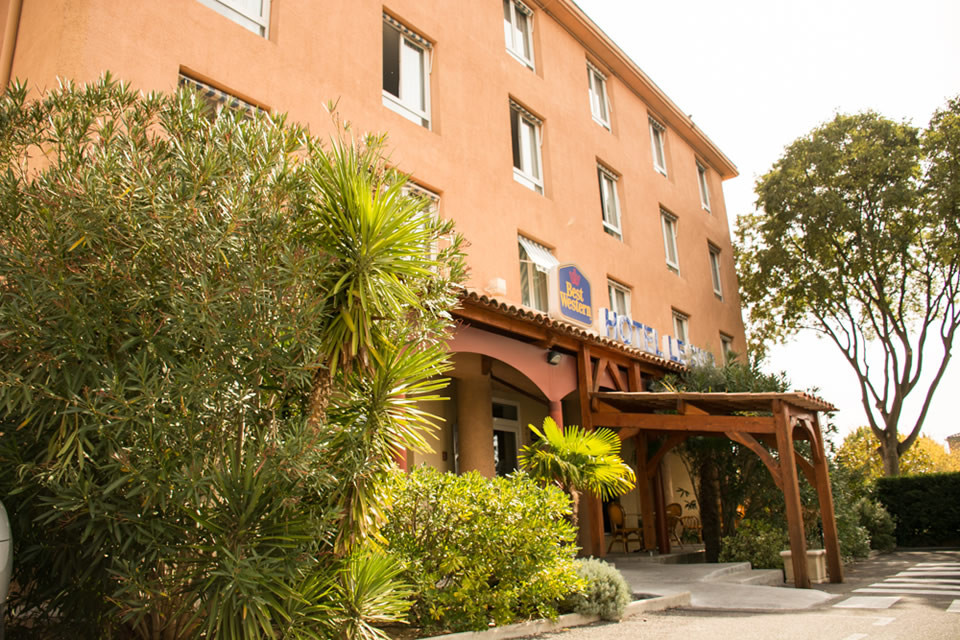 Best Western Hotel le sud ***